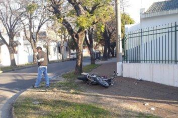Accidente de transito dejó como saldo a una persona lesionada