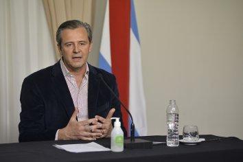 """Bahl: """"Decidimos con el gobernador reforzar aún más los controles en Paraná y el área metropolitana"""