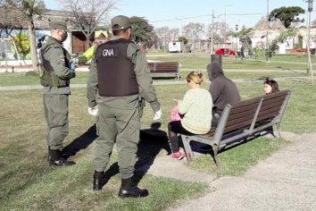 Por no usar tapabocas, la multa mínima es de $6.000 en Concepción del Uruguay