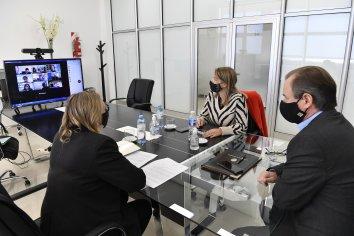 Entre Ríos y Unicef trabajarán por la equidad en el acceso a derechos de las niñas y niños