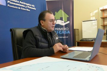 El gobierno trabaja en nuevas soluciones habitacionales para Enrique Carbó