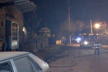 Una panadería de Barrio Mosconi sufrió un incendio accidental
