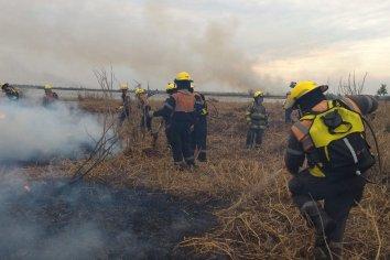 La Corte Suprema ordenó constituir un comité de emergencia para frenar los incendios en el Delta