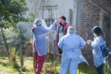 Entre Ríos pasó los 12.000 positivos de Coronavirus