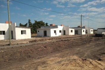 Se construyen con recursos provinciales nuevas viviendas en cinco localidades entrerrianas