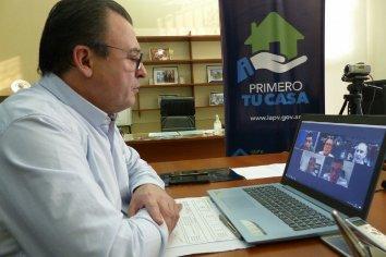 Se construirán 20 viviendas para trabajadores mercantiles en La Paz