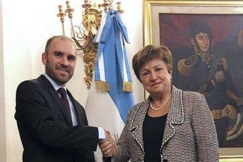El FMI celebró el acuerdo de Argentina con bonistas por la deuda