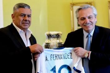 Se define el futuro del fútbol argentino: AFA y Gobierno