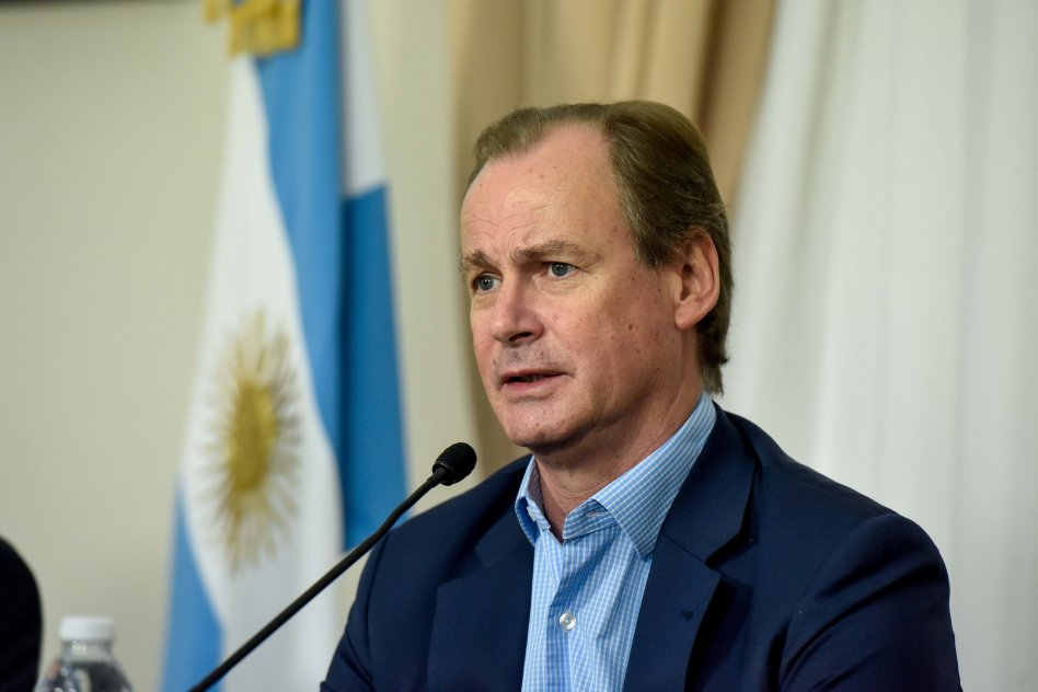 El Gobernador Bordet y Alberto Fernández analizaron medidas para la reactivación de la economía luego del acuerdo con los bonistas