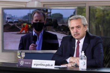 "Bordet: ""Esta obra es trascendental para Entre Ríos"""