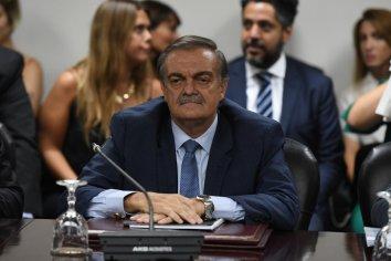 """""""No declararon inconstitucional nada pero, a ciertos medios, sólo les importaba el título"""", afirmó Alberto Lugones"""