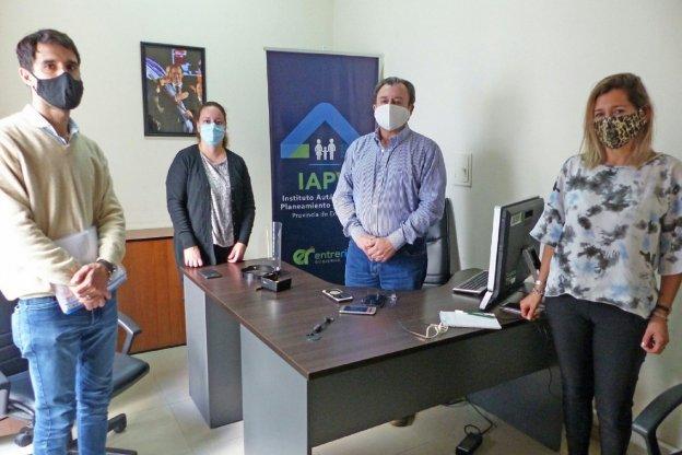Se trabaja en soluciones habitacionales para Villa del Rosario
