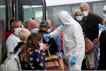 Coronavirus: Se registraron 18 nuevos positivos en Entre Ríos, 5 de los mismos pertenecen a Paraná