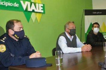 El Intendente Weiss denunció penalmente a las fiestas clandestinas en Viale
