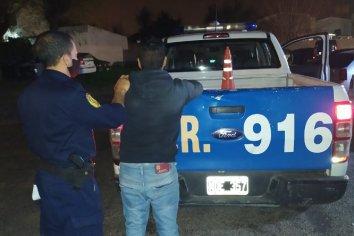 Un hombre fue detenido luego de amenazar a sus tías, madre y su abuela de 91 años