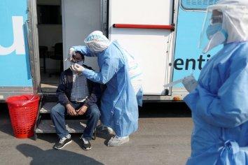 Coronavirus en Argentina: 159 muertos y 7.369 nuevos casos en las últimas 24hs.