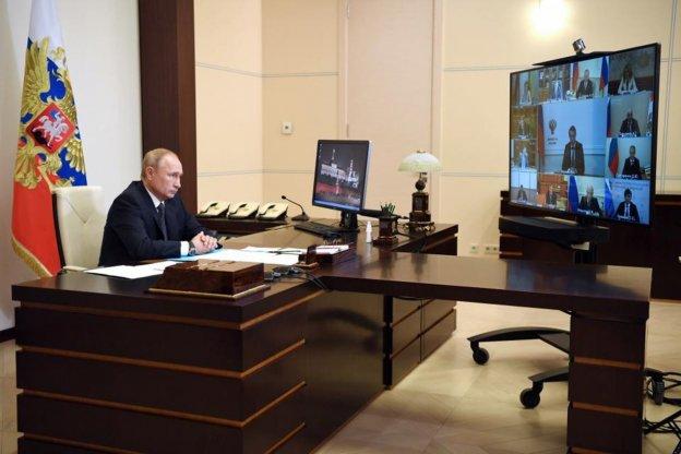 Vladimir Putin anunció que la vacuna rusa está lista