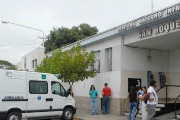 Un niño se encuentra internado en el hospital San Roque en grave estado luego de que explotara un envase con nafta