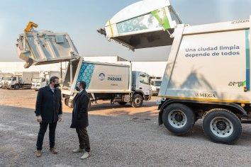 Destacan la implementación del nuevo esquema de recolección de residuos