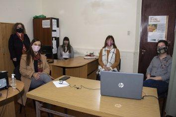 La provincia continúa acompañando las capacitaciones sobre la Ley Micaela en municipios entrerrianos
