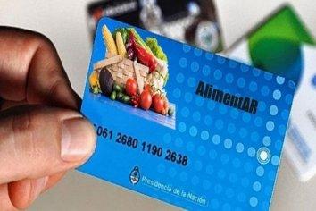 Desde este miércoles se reanudan los pagos en la Tarjeta Alimentar