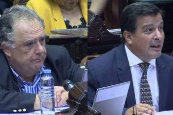 VALDES Y CASARETTO PIDEN LA POSTERGACION DE LA ASAMBLEA DEL BID