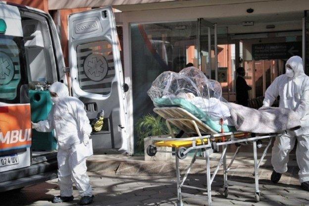 Reportaron 1.314 contagios y 35 muertes en las últimas 24hs