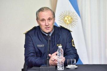 Maslein defiende la tarea policial y niega que exista una acción ilegal de hechos