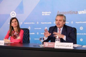 """""""El Estado tiene la obligación ética de financiar en la madurez a los ciudadanos"""", afirmó Fernández"""
