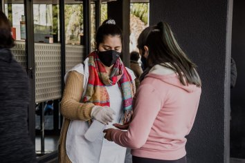 Este sábado reportaron 393 nuevos casos de Covid-19 en Entre Ríos