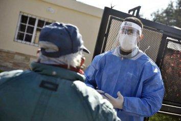 Coronavirus en la Argentina: registran 165 muertos y 6365 casos en La jornada de este viernes