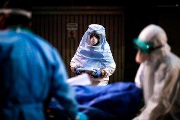 Confirmaron 22.039 contagios, nuevo récord de casos en 24 horas