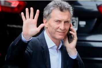 """Denuncian que """"no existe la Fundación Mauricio Macri"""""""
