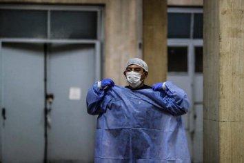 Informaron 22.673 contagios en el país y 638 muertes en las últimas 24 horas