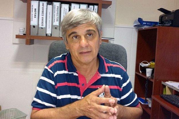 Dal Molín le pide a Bordet que intervenga la Caja de Jubilaciones