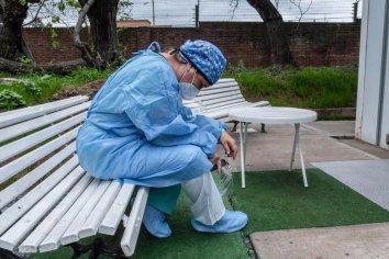 Informaron ocho fallecimientos asociados a coronavirus en la provincia