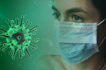 Expertos confirman que el coronavirus está en el aire
