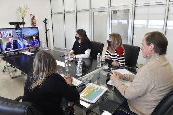 Los gobernadores de la Región Centro articulan un plan de acciones para erradicar la violencia de género