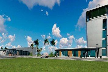 Firmarán el decreto para licitar construcción del aeropuerto de Concordia