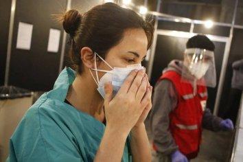 Este sábado se registraron 426 nuevos casos de coronavirus en Entre Ríos