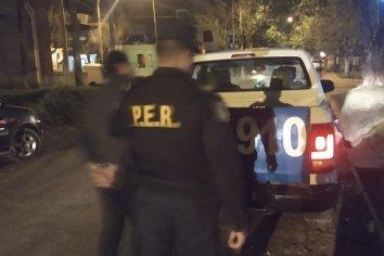 Un hombre fue detenido por violar una medida de prohibición de acercamiento a su ex pareja
