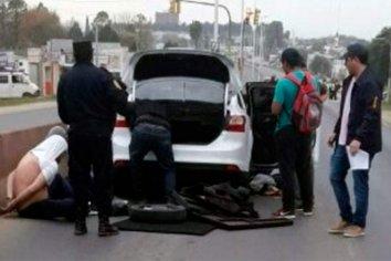 Condenaron a la banda narco integrada por policías y agentes penitenciarias