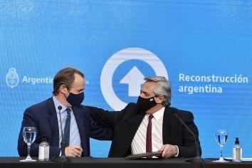 """Bordet destacó ante el Presidente el """"profundo sentido federal"""" del gobierno"""