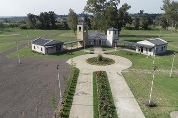 El Instituto del Seguro inaugurará el Cementerio Parque Jardín del Paraná