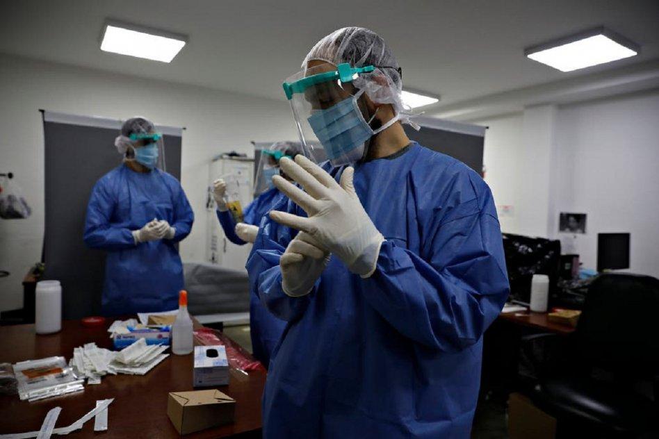 Coronavirus: se confirmaron 11.249 nuevos casos y 337 muertes