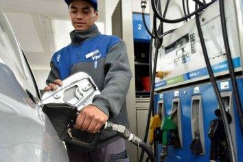 YPF incrementó un 3,5% el precio de sus combustibles