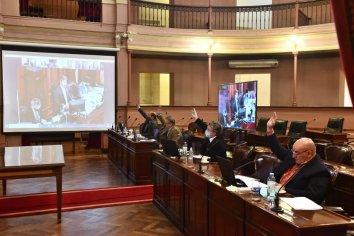 Los municipios podrán presentar sus presupuestos junto con Provincia y Nación