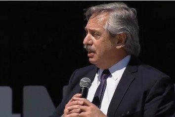 El Presidente se solidarizó con el juez Ricardo Lorenzetti