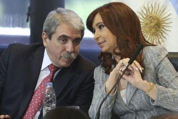 Sobreseyeron a Cristina, Aníbal, Echegaray y Closs en la causa por la cesión ilegal de un inmueble de la AFIP