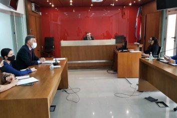 La justicia no hizo lugar a la apelación de Martinez y continuará en la UP 1